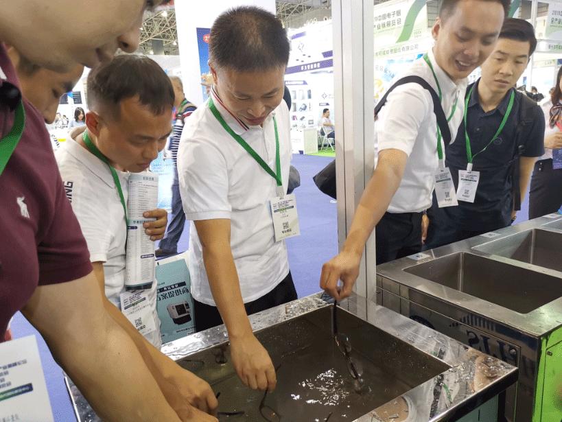 超声波清洗机深圳富嘉达超声波设备公司展会一览